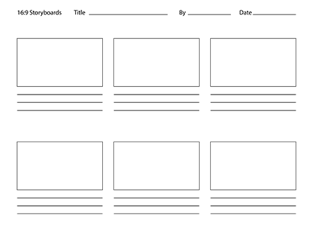 Storyboard-template-Photoshop