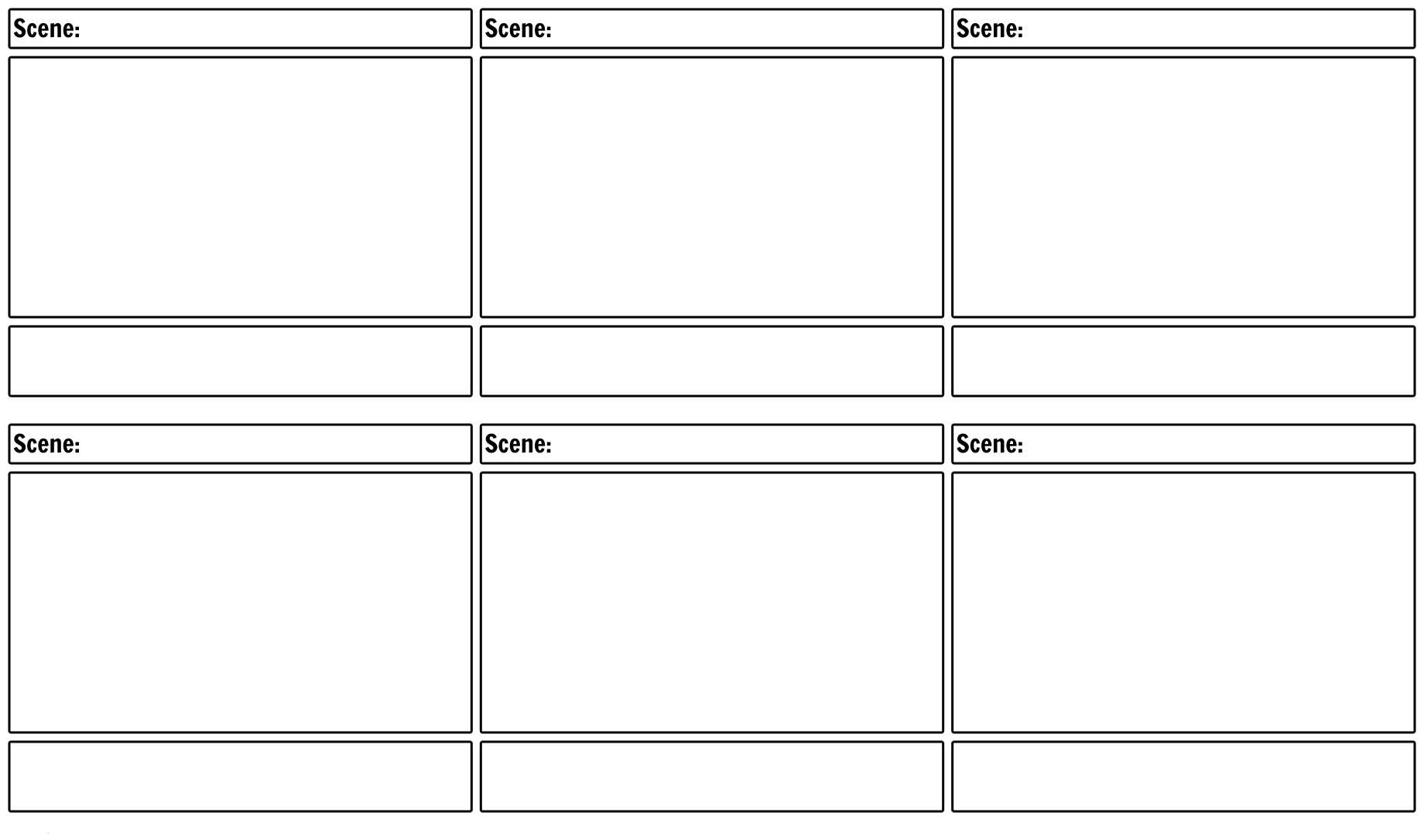 Widescreen-storyboard-template